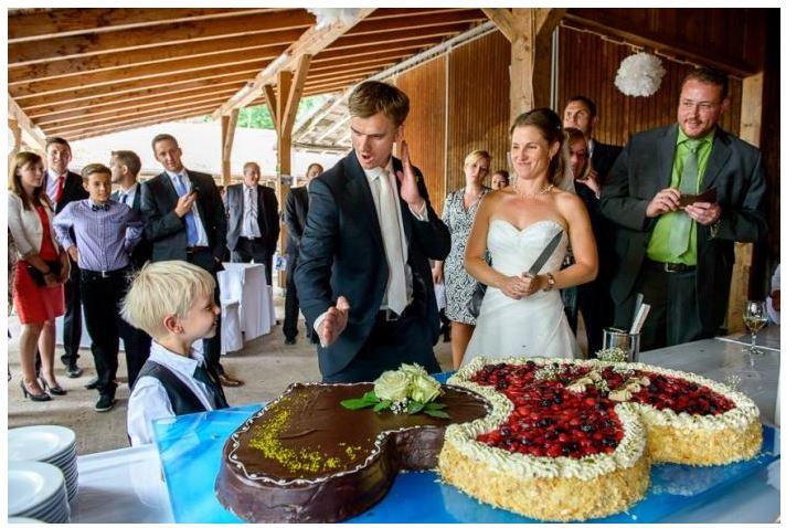 preisgekröntes Hochzeitsfoto von Wolfgang Burkart