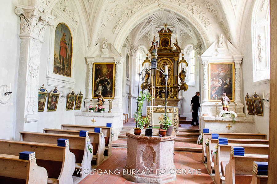 Fotograf München Hochzeit, Sankt Quirin am Tegernsee