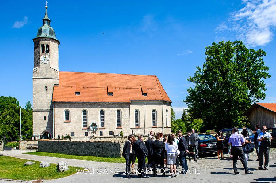 Hochzeits-Fotograf Tegernsee, Hochzeit in Warngau