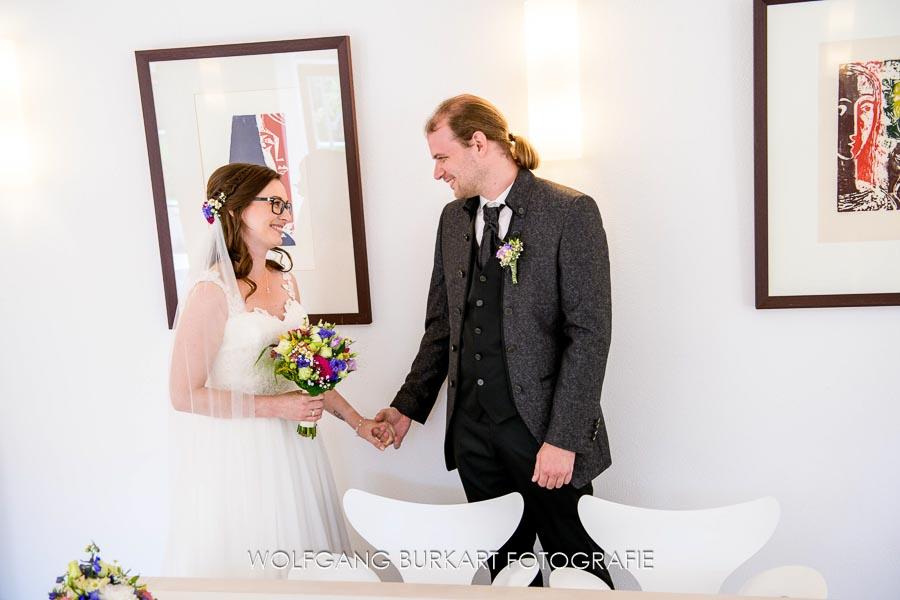 Hochzeits-Fotografie Muenchen