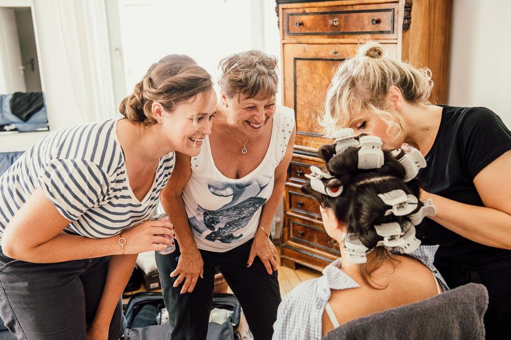 Hochzeits-Fotograf Chiemsee, getting ready