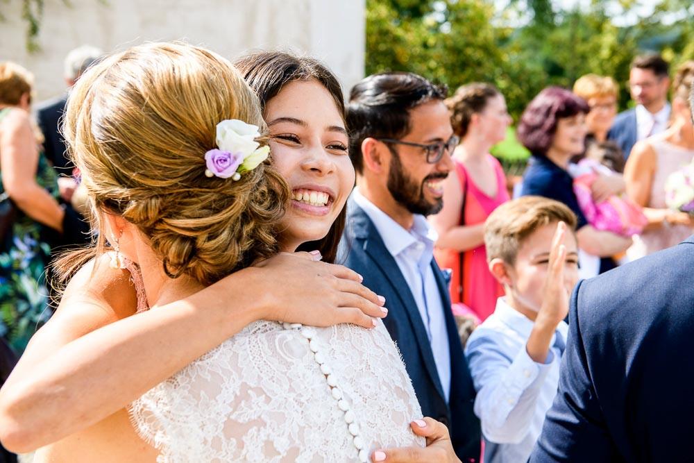 Hochzeits-Fotograf München, Gratulation