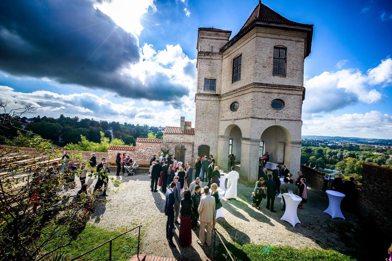 Hochzeitsfotograf aus München, Hochzeits-Location Burg Trausnitz in Landshut
